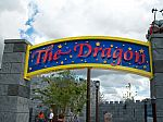 Dragon Coaster Sign