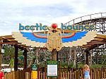 Beetle Bounce Sign
