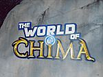 World of Chima entrance sign
