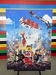 Lego Movie Mural
