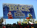 Brick the Halls Sign